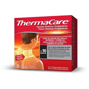 THERMACARE CUELLO, HOMBROS...