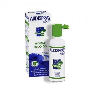 Audispray Higiene Del Oído...