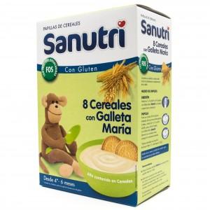 SANUTRI 8 CEREALES CON...