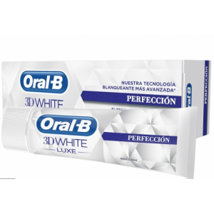2x1 ORAL B 3D WHITE 75ML
