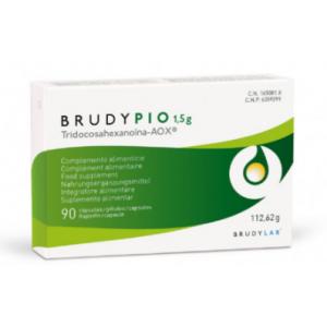 Brudy Pio 1,5g cápsulas (30)