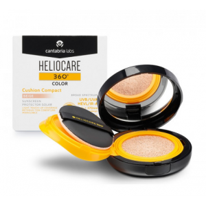 HELIO 360º CUSHION BEIGE 15GR