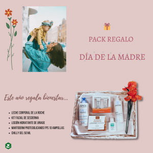 PACK REGALO, DÍA DE LA MADRE