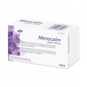 Menocalm 30 cápsulas