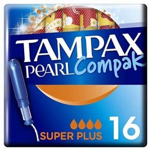Tampax Compak Pearl Super...
