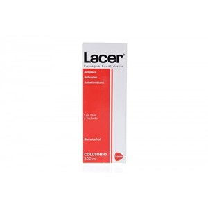Lacer - Colutorio - 500 ml