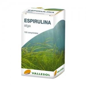 VALLESOL ESPIRULINA ALGA...